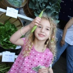 10 Things I Want To Teach My Daughter About The Importance of Shopping at the Farmer's Market: HybridRastaMama.com