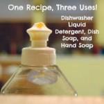 One Recipe, Three Uses