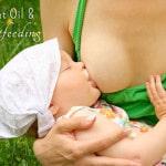 Coconut Oil and Breastfeeding: HybridRastaMama.com