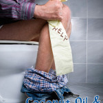 Coconut Oil and Constipation: HybridRastaMama.com