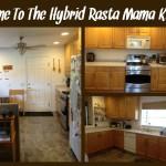 Hybrid Rasta Mama Kitchen Tour - Collage